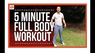 Download Strength Training Workouts for Runners: Full Body Workout in 5 Minutes Flat Video
