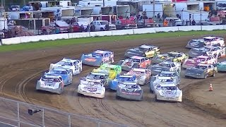 Download RUSH Crate Late Model Feature | McKean County Raceway | Fall Classic | 10-10-15 Video