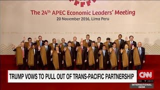 Download End of TPP could pave way for China's own trade deal Video