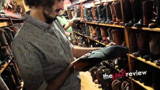 Download Shopping with The Falls (Sydney) at Allens Boots in Austin, Texas. Video
