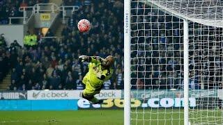 Download Ali Al-Habsi's fantastic saves against Crystal Palace Video