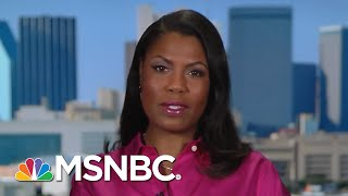 Download Omarosa Manigault: Trump Is Trying To Use His Limited Intellect To Fool People | AM Joy | MSNBC Video