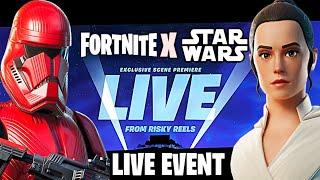 Download Fortnite X Star Wars EVENT LIVE COUNTDOWN! NEW FORTNITE UPDATE (Fortnite NEW Event) Video