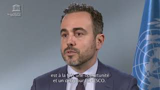 Download Charaf Ahmimed UNESCO Strategic Transformation Video
