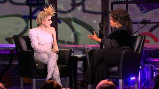 Download Lady Gaga - Oprah Winfrey Show Interview 1 (01.15.10) Video