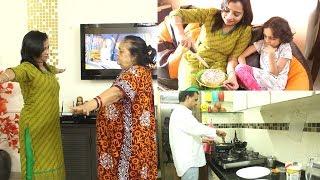 Download WO WAPAS Jaa Rahe Hai - आटे का केक   Indian Mom On Duty Video