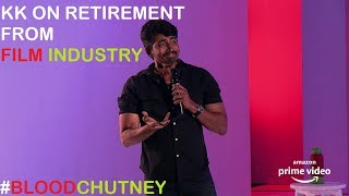 Download KK on Retirement from Film Industry | Stand up comedy by Karthik Kumar Video