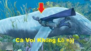 Download GTA 5 - Đi chơi đảo Phú Quốc, bắt được cá voi Khổng Lồ (Palm Island Mod) Video