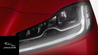 Download Jaguar F-PACE 2017 | Automatic Headlamps and Intelligent High Beam Assist Video
