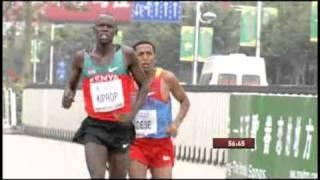 Download World Halfmarathon Championchip 2010 Nanning - Men´s Race Video