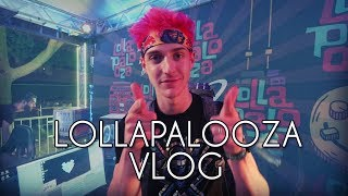 Download Ninja's Lollapalooza Vlog!! Video