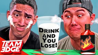 Download You Drink You LOSE! | Extreme SPICY Challenge!! 🌶 Video