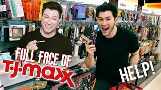 Download I SPENT $500 ON A FULL FACE OF TJMAXX MAKEUP... AND IM DEVASTATED Video