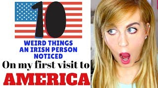 Download 10 Weird Things an IRISH Person Noticed visiting AMERICA for the first time Video