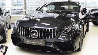 Download 2019 Mercedes S65 AMG Coupe - V12 NEW Review BRUTAL Sound Exhaust Interior Exterior Infotainment Video