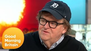 Download Michael Moore Has Asked Tom Hanks to Run for President Twice | Good Morning Britain Video