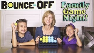Download BOUNCE OFF!!! Family Game Night Video