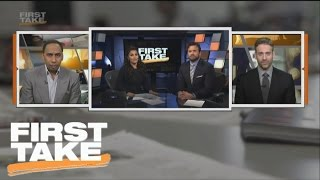 Download Is Adrian Peterson Or Randy Moss The Better Viking? | First Take | March 17, 2017 Video