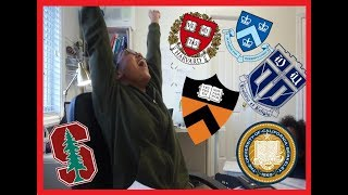 Download COLLEGE DECISIONS REACTIONS 2018 | HARVARD, MIT, UCLA and MORE!! Video