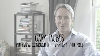 Download Full Gary Taubes interview from Carb-Loaded documentary (60 Min) Video