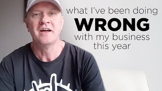 Download A critical look at my business – what's been going wrong! Video
