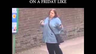 Download Waiting for the bus on a Friday like Video