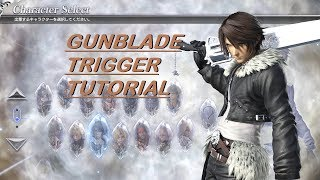 Download Dissidia NT Skills - Squall's Trigger [Easy Method] Video