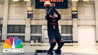 Download Toyota Created A Robot That Shoots Hoops Better Than The Pros | CNBC Video