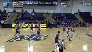 Download MBB Highlights vs. Assumption (1-31-18) Video