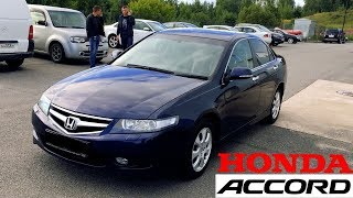 Download Найден лучший Honda Accord 7 за 450000 р. Автоподбор. #clickauto Video
