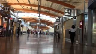 Download Walking around Raleigh/Durham Airport (RDU) Video