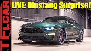Download Old vs New: 2019 Ford Mustang Bullitt vs The Original 1968 Car Video