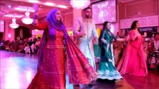 Download Vlog | Mohammed and Hiba's Shaadi - Wedding Highlights | Fictionally Flawless Video