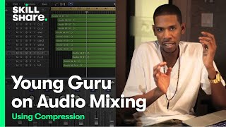 Download Young Guru's Essentials of Audio Mixing: How to Use Compression Video