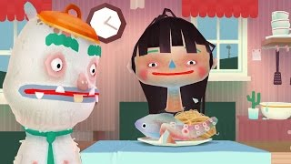 Download Toca Kitchen 2 - Kids Learn how to make Food - Toca Boca Android Gameplay Cooking Games For Kids Video