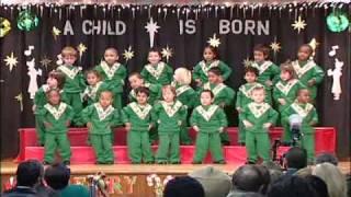 Download Rocking Around The Christmas Tree - Kids Video