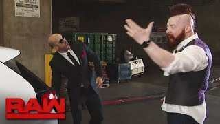 Download Cesaro & Sheamus have some travel woes: Raw, Oct. 3, 2016 Video