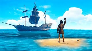 Download HE LEFT ME STRANDED ON A DESERTED ISLAND! (Sea of Thieves) Video