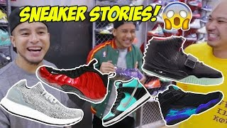 Download SNEAKERHEAD STORIES! Video