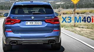 Download 2018 BMW X3 M40i - Elite Athlete with 360 hp Engine Video