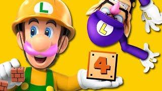 Download SUPER EXPERT TIME | Super Mario Maker 2 - Part 4 Video