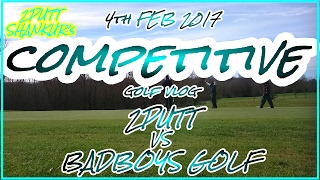Download COMPETITIVE GOLF | 2PUTT vs BADBOYS GOLF Video