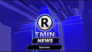 Download TMIN News 08: Specimen Video