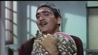 Download Mere Saamne Wali Khidki Mein - Padosan - Saira Banu, Sunil Dutt & Kishore Kumar - Old Hindi Songs Video