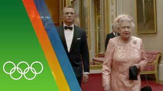 Download James Bond - London 2012 Opening Ceremony | Epic Olympic Moments Video