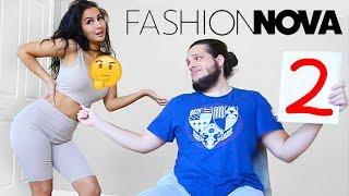 Download BOYFRIEND RATES MY FASHION NOVA OUTFITS Video