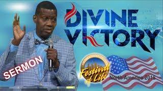 Download Pastor E.A Adeboye Sermon @ RCCG North America 2018 FESTIVAL OF LIFE Video