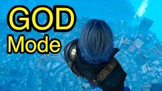 Download Final Fantasy XV: God Mode Video