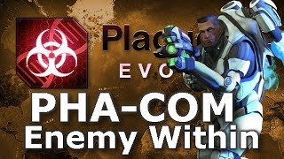 Download Plague Inc: Custom Scenarios - PHA-COM: Enemy Within Video