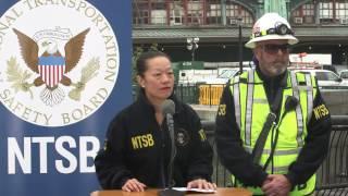 Download NTSB Brief 3 Hoboken, NJ Train Accident October 2, 2016 Video